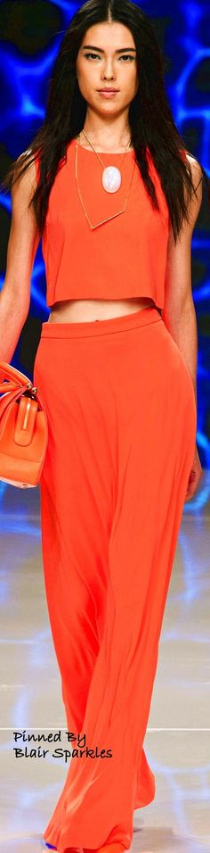 Rosamaria G Frangini | Color Fashion Glam | Casual