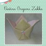 Tutorial gratuito di cucito creativo per realizzare un portamonete in Zakka Style. Tutorial facile e veloce, adatto a tutti, con cartamodello da scaricare.