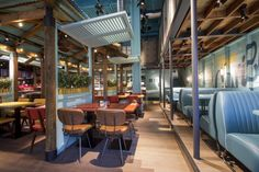 Levi's Caribbean Smokehouse by B3 Designers, London – UK » Retail Design Blog