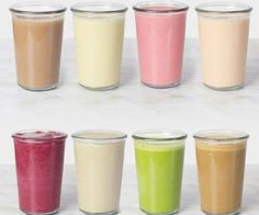 8 Staple Smoothies That You Should Know How to Make