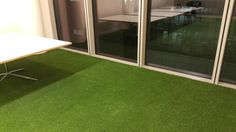 #arttragrass installs on 7th floor for our corporate clients in London. Visit www.artificialgrasstrader.co.uk for a quotation today!