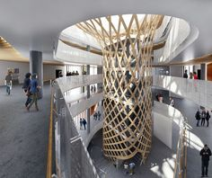 University of Sydney New School of Business by Woods Bagot Architects