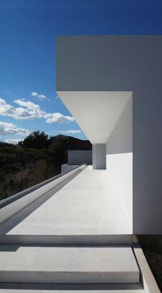 Casa del Atrio (Atrium House), by Spanish architect Francisco Silvestre Navarro