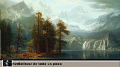 Descrpción de paisajes/aforismos de Leonardo da vinci