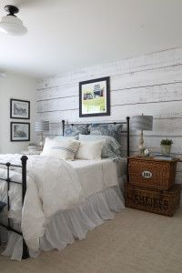 One Afternoon Ship Lap Accent Wall h o m e Accent wall