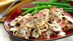 Recipes by Cuisine | HellmannsV2 Us Pork Recipes, Cooking Recipes, Healthy Recipes, Game Recipes, Healthy Meals, Yummy Recipes, Chicken Recipes, Parmesan, Kitchens