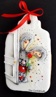 giving some love.....The Cookie Lab - Bolachas Decoradas Artesanais, facebook
