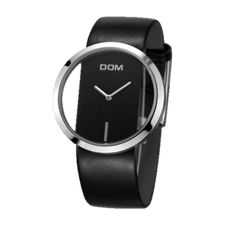 The Quiet-DOM is a very simple watch that looks like a mix between a thick wristband and a watch. Basic and clean. Tags: Simple watch for women Simple Watches, Smart Watch, Quartz, Minimalist, Cleaning, Stylish, Unique, Tags, Black