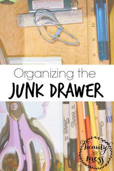 Organizing the Junk