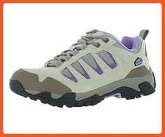 Pacific Trail Alta Women's Hiking Mid-Cut Size US 8, Regular Width, Color Beige/Lavander - Boots for women (*Amazon Partner-Link)