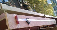 WINDBELT Windmill - DIY - Cheap VHS wind generators