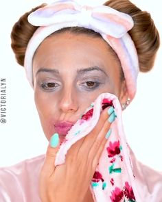 Facial Routine Skincare, Cool Makeup Looks, Hair Care Recipes, Tips Belleza, Makeup Videos, Beauty Skin, Skin Care Tips, Asmr, Florence
