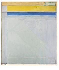 Richard Diebenkorn, OCEAN PARK #50