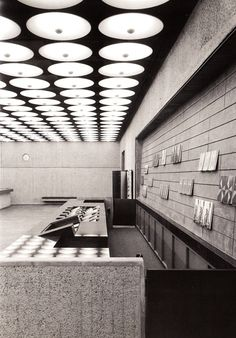 Whitney Museum of American Art, New York (1963-66) | Marcel Breuer with Hamilton P. Smith