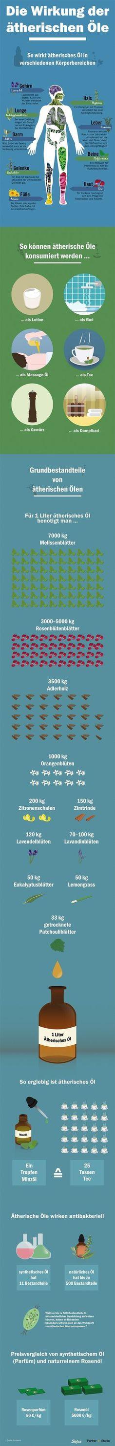 Unausgeschlafen, verspannt oder angeschlagen? Gemeinsam mit Sixtus zeigen wir dir in dieser Infografik, dass schon kleinste Mengen an natürlichem ätherischen Öl deinen Körper fit machen und sogar Bakterien bekämpfen können.