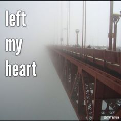 left my heart