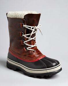 Sorrel Boots Choice For all seasons