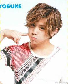 Hey! Say! JUMP Yamada Ryosuke