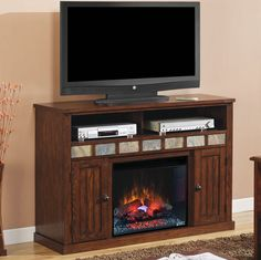 1000 images about Fireplace Media Consoles on Pinterest