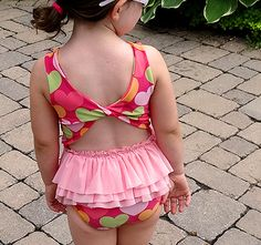 Made by Me Monday – Scirocco Swimsuit
