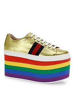 adidas Girls' Linear Iridescence Sky Tricot 3 Stripes
