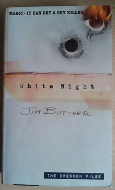 White Knight by Jim Butcher is the ninth book in the Dresden Files urban fantasy series.