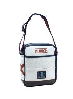 Bandolera Munich Retro #Munich #JoummaBags #shoulderbag #SS16