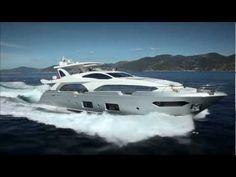 Azimut Grande 100,  YACHT NAVIGATOR s.r.o. SLOVAKIA Azimut Yachts, Yacht Boat, Music Library, Futuristic, Videos, Sailing, World, Youtube, Life