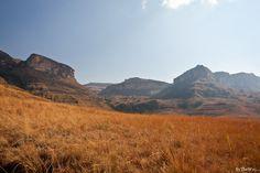 Road-trip Afrique du Sud - Royal Natal National Park