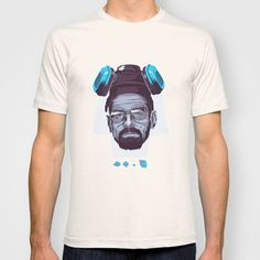 BREAKING BAD T-shirt by Mike Wrobel - $22.00