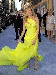 Sarah jessica Parker | DRESS | SUMMER | FASHION | M E G H A N ♠ M A C K E N Z I E