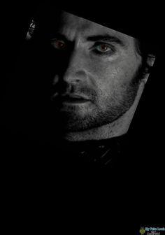 Guy-liner . . . Richard Armitage as Guy of Gisbourne in Robin Hood