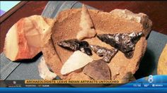 Local archaeologists are up in arms over the looting of Native American artifacts across San Diego County. In some cases, the illegal activity is getting posted online for all to see.