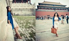 A Walk Through The Forbidden City