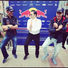 Formula 1 Style