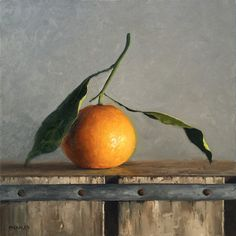 MICHAEL NAPLES: Leafy Orange
