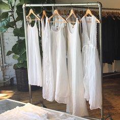 White weekend...... #cpshades #dresses #linen #cottonsilk  #whiteeveryday #madeinamerica