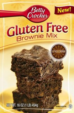 WHAT?  IS THIS REAL?  I CAN ACTUALLY EAT BROWNIES?  Eating Gluten Free is so much easier these days.  Just use your shopping skills and you will be eating and happy.