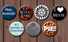 Hey, I found this really awesome Etsy listing at http://www.etsy.com/listing/117555100/supernatural-button-set-choose-6