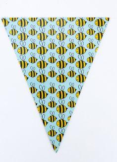Bee-utiful Bumblebee Theme | www.moushii.com