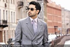 Abhishek Bachchan - so GQ!
