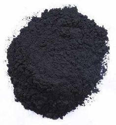 Coal-Conut (TM) - Activated Coconut Shell Charcoal Fine Husk Food Grade Powder (Ultra-Fine) - Organic Approved, 8 oz