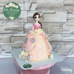 See this Instagram photo by @ellebaking_flowercake • 9 likes