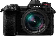 Panasonic Lumix Mirrorless Compact System Camera with Video, Photo and Leica Camera Lens Leica Camera, Camera Gear, Support Smartphone, Slot, Panasonic Camera, 4k Photos, Bluetooth, Camera Prices, 8 Bits