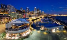 Pier 66 looking south, Seattle - love the city view and Sound view from this spot! Uhd Wallpaper, Wallpaper Pictures, Wallpapers, Harbor Town, F Stop, Place To Shoot, Aerial Arts, Seattle Washington, South Seattle