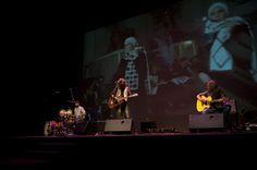 Arizona Baby en el Auditorio UC3M. Estuvieron junto a The Baked Beans In Tomato Sauce Brothers en Generador, el ciclo de música independiente organizado junto a Creacción, Asociación Cultural.