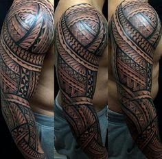 Tongan Tattoo