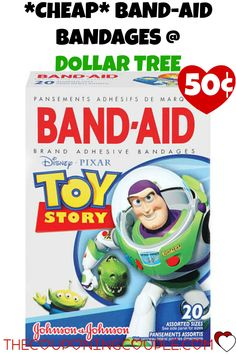 *CHEAP* $0.50/1 Band-Aid Coupon + Dollar Tree Deal! Print this $0.50/1 Band-Aid Bandages Coupon and use it to pay just $0.50!  Click the link below to get all of the details ► http://www.thecouponingcouple.com/cheap-0-50-band-aid-bandages-dollar-tree/ #Coupons #Couponing #CouponCommunity  Visit us at http://www.thecouponingcouple.com for more great posts!