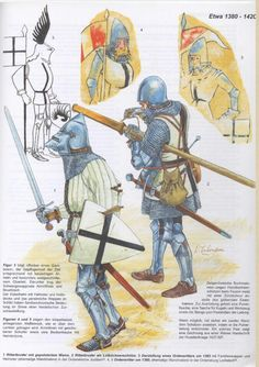 Teutonic order late 14th early 15th century