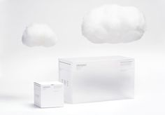 Clouds Packaging on Packaging of the World - Creative Package Design Gallery